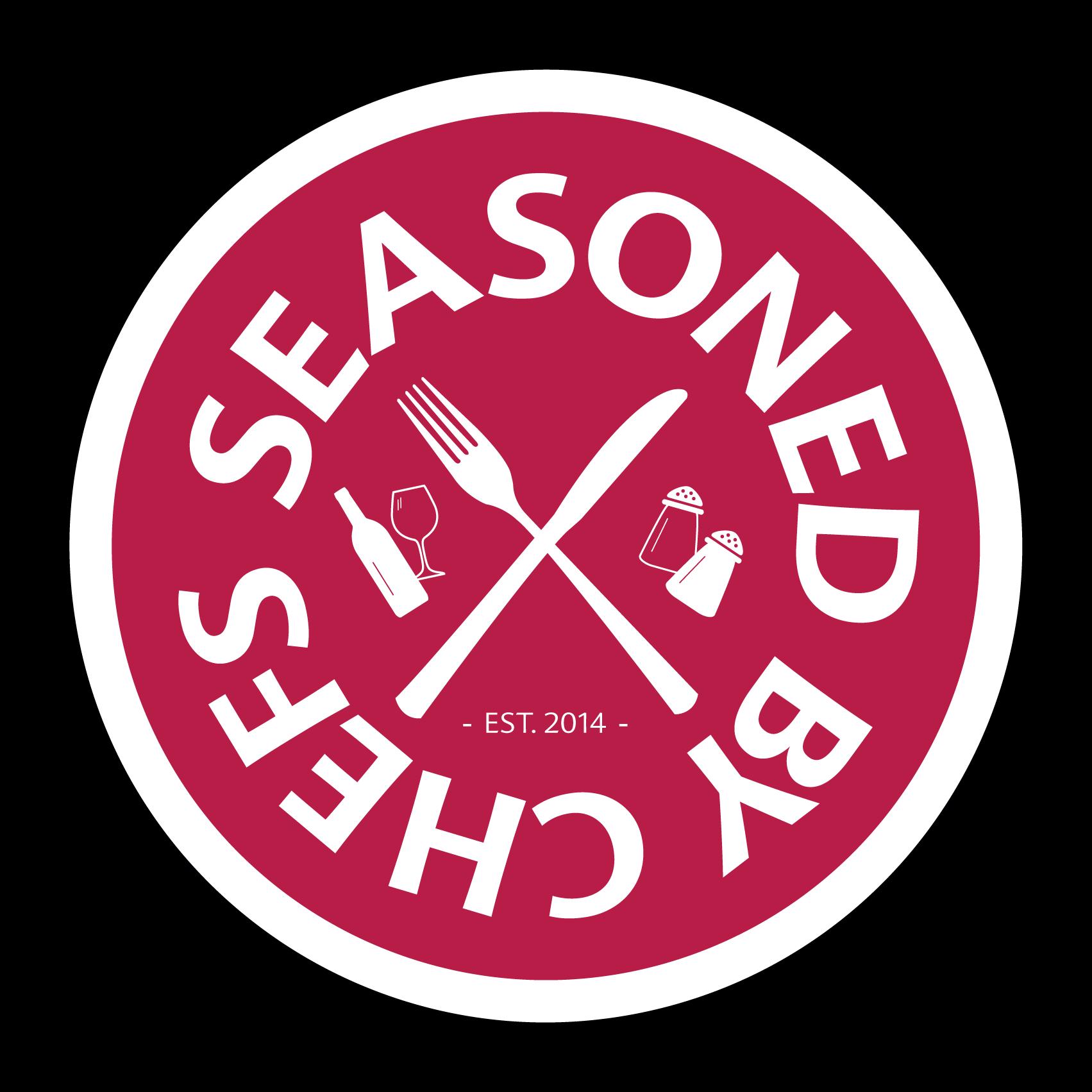 seasoned by chefs logo